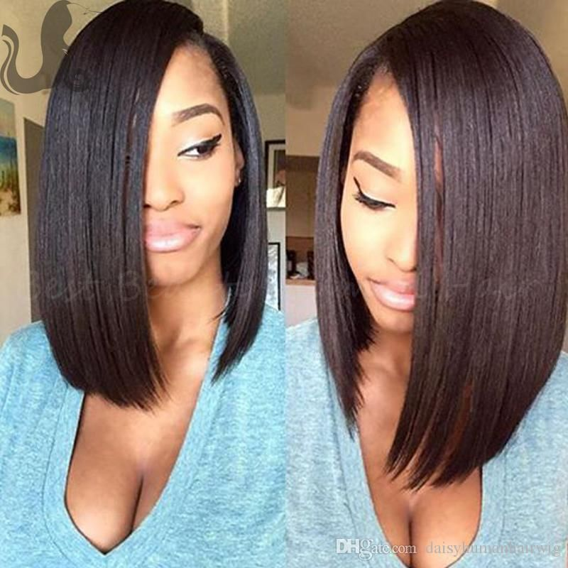 Pin On Short Bob Wigs For Black Women