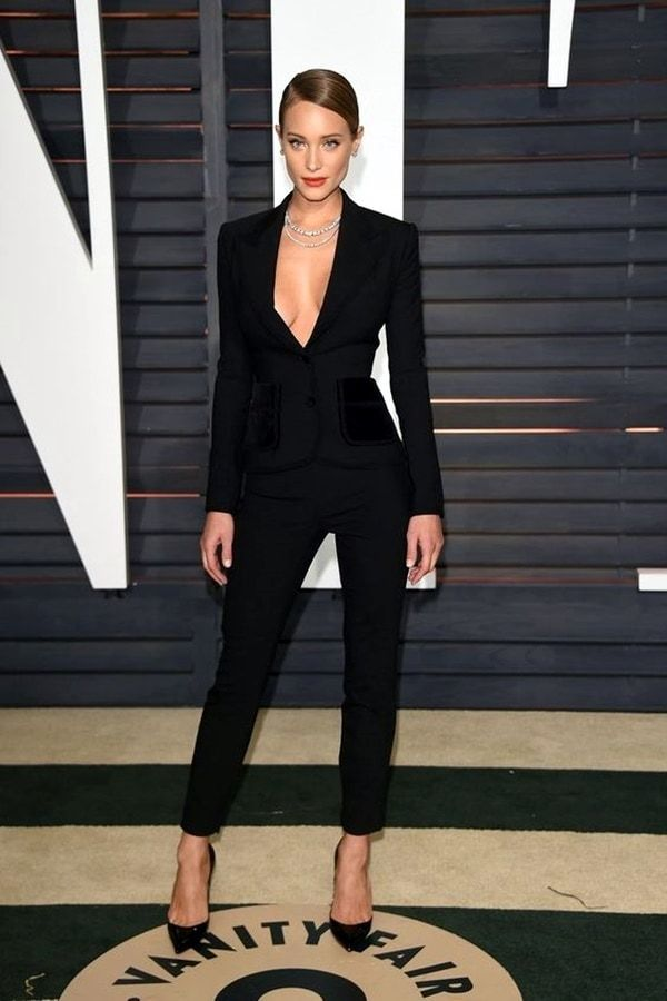 40 Feminine Ways To Wear Tuxedo Suits Fashionably   Feminine and 21st