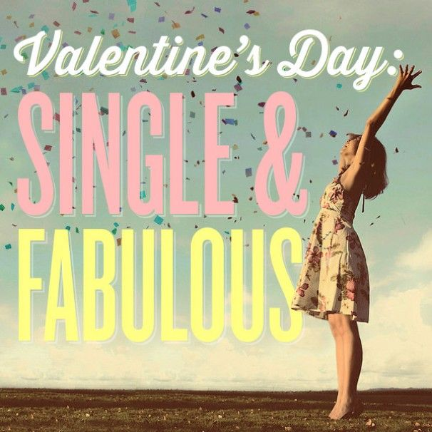 Single ladies! Survive V-day without being in a couple ...