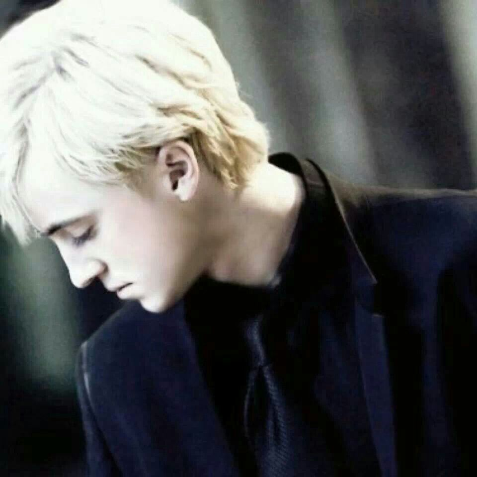 Draco Malfoy Ugh Whyyyy Is It Always The Bad Guys Oh Well I Don T Care I Love Them ドラコ マルフォイ マルフォイ 映画