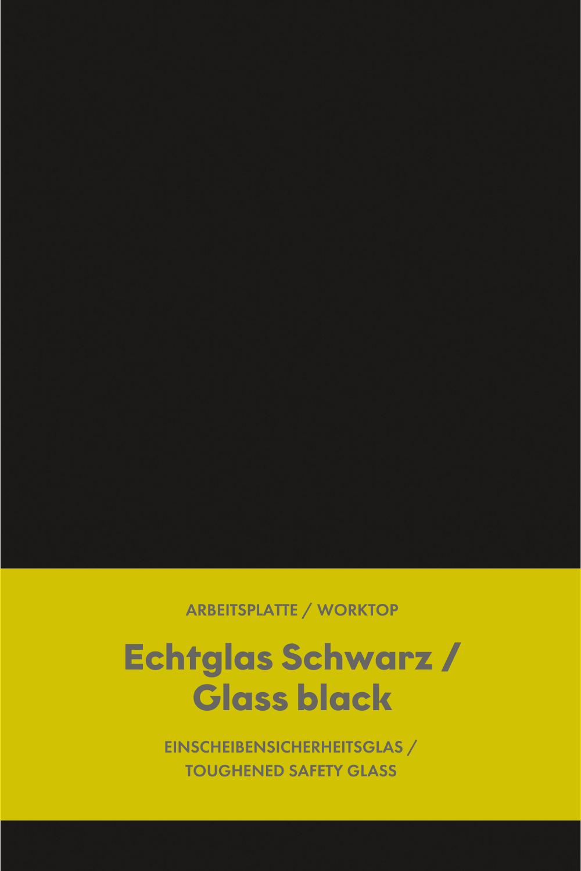 Kuchen Arbeitsplatte Echtglas Schwarz Kitchen Worktop Glass Black In 2020 Arbeitsplatte Nolte Kuche Kuche
