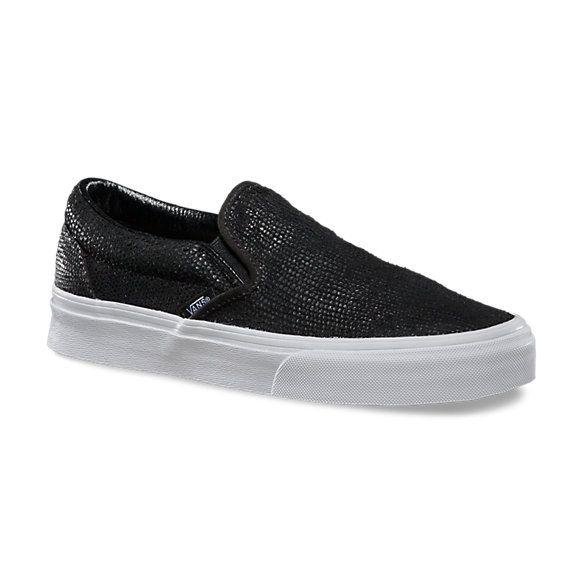 Vans slip on shoes, Slip on