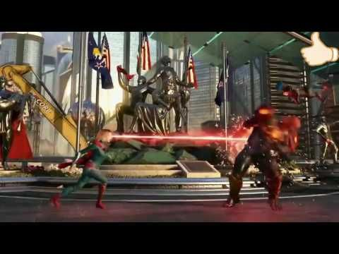 Injustice 2 Best game trailer 2017