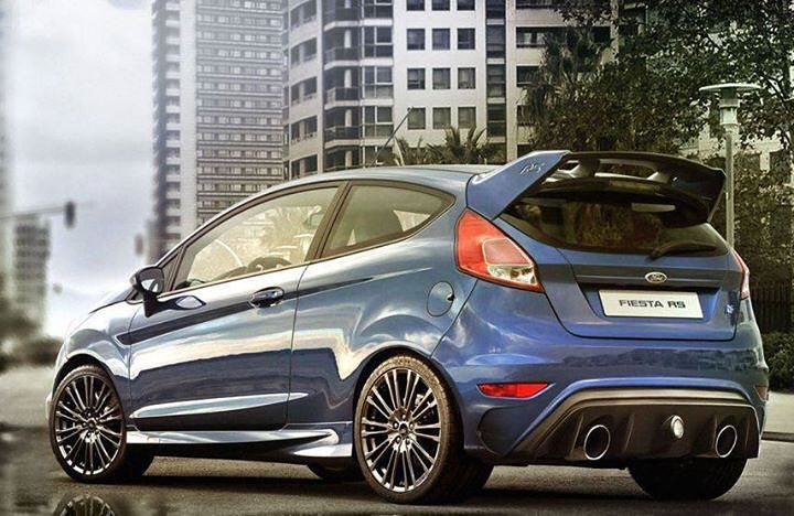 If Only Ford Would Commission This The Fiesta St180 Is Epic