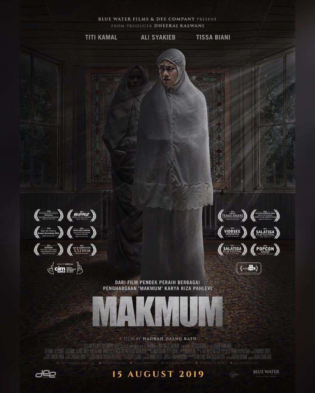 DOWNLOAD FILM Makmum 2019 Film horor, Pengikut, Film