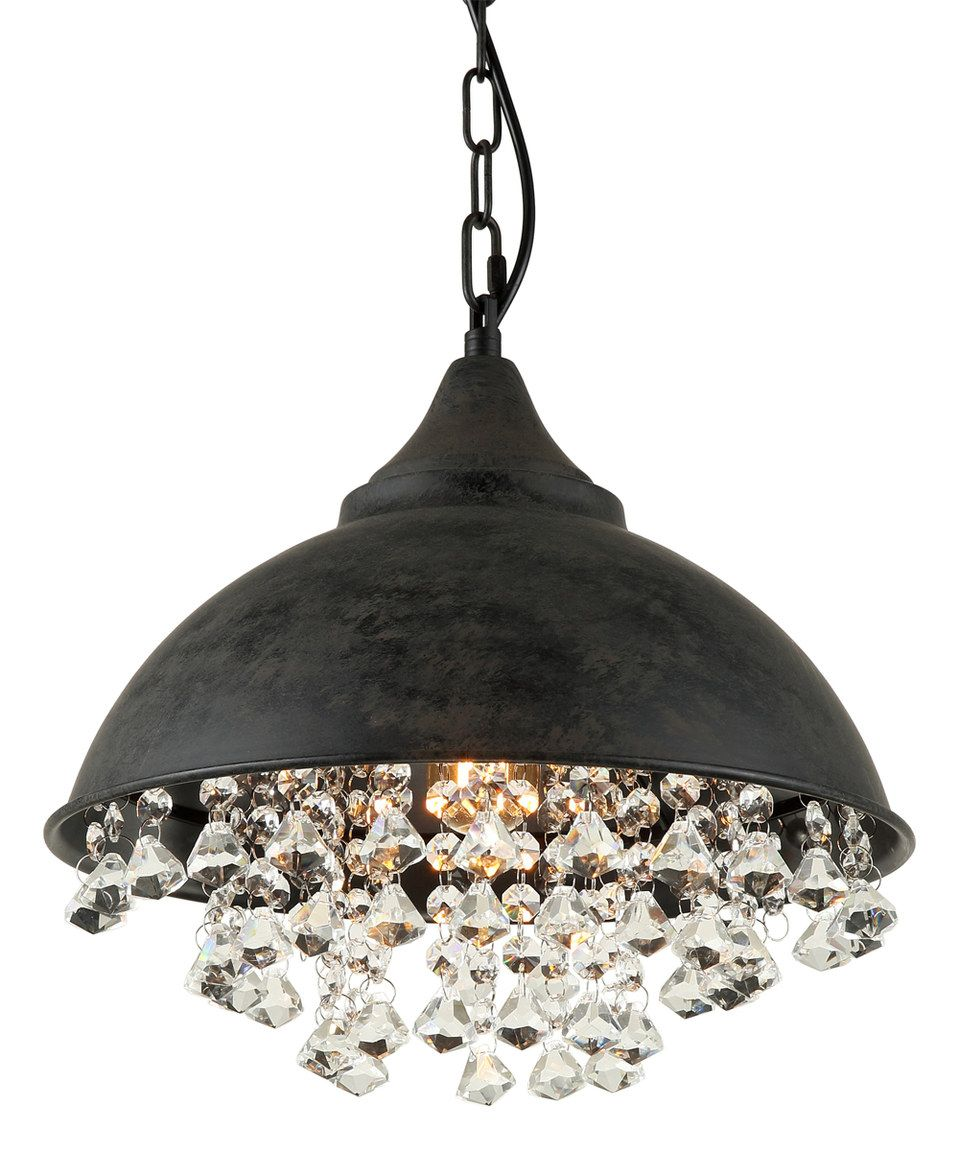 journee lighting. Take A Look At This Journee Home Crystal Iron Pendant Light Today! Lighting H
