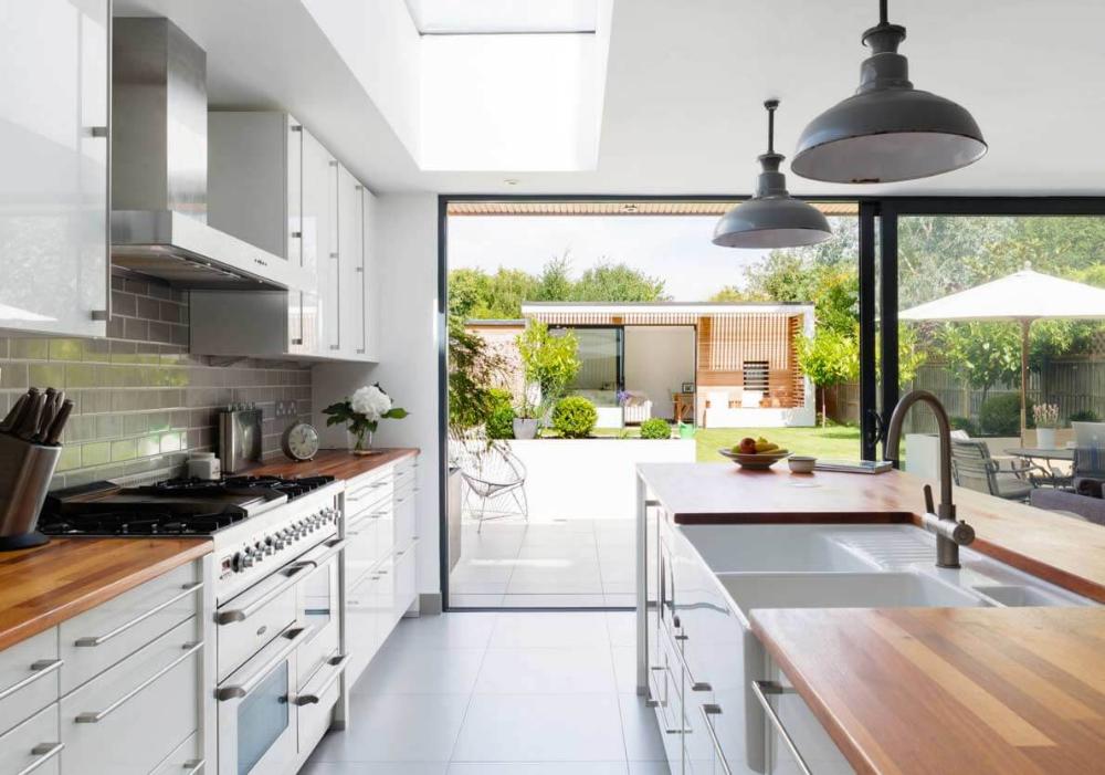 Most Attractive Designs of Galley Kitchen Layouts - The Architecture Designs #galleykitchenlayouts Most Attractive Designs of Galley Kitchen Layouts - The Architecture Designs #opengalleykitchen