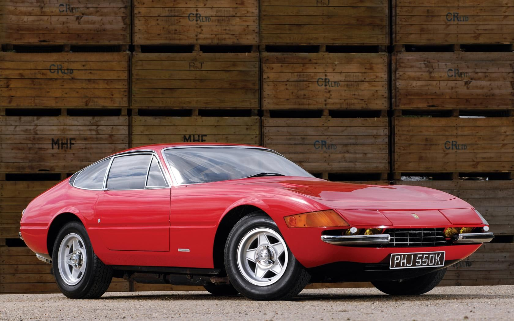 Ferrari 365 Gtb 4 Daytona 1968u201374 (