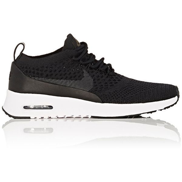 Nike Women's Women's Air Max Thea Ultra Flyknit Sneakers (€150) ❤ liked on