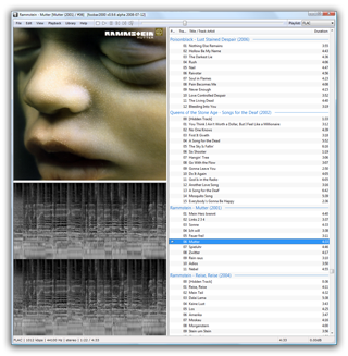foobar2000 is an advanced freeware (kay, technically not