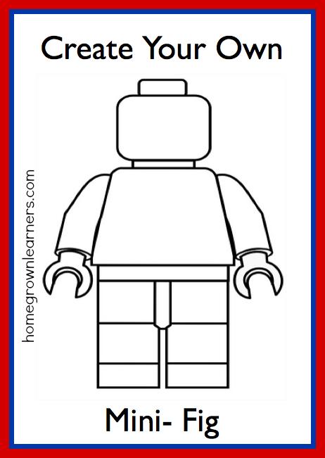 graphic regarding Lego Minifigure Printable referred to as Lego Freebies: Develop Your Individual LEGO Mini-Determine Printable