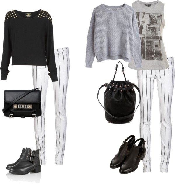 """Eleanor Calder Inspired - w/ pants"" by elcalderics ❤ liked on Polyvore"