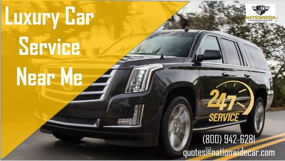 Luxury Car Service Near Me Luxury cars, Travel solutions
