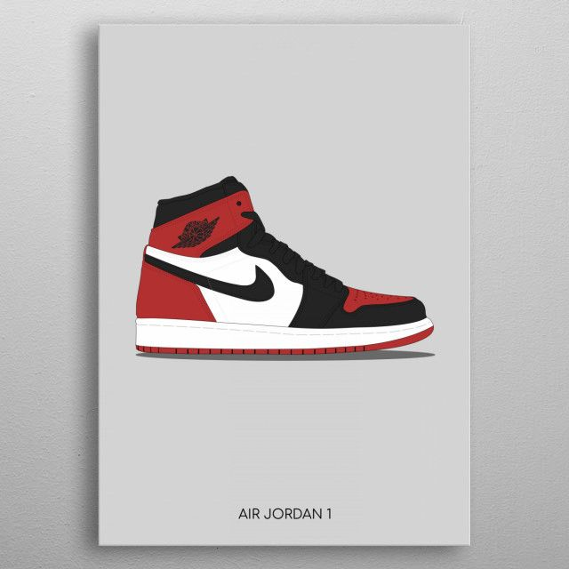 Pin by zoé on Iconic Sneakers | Sneaker posters, Canvas art ...
