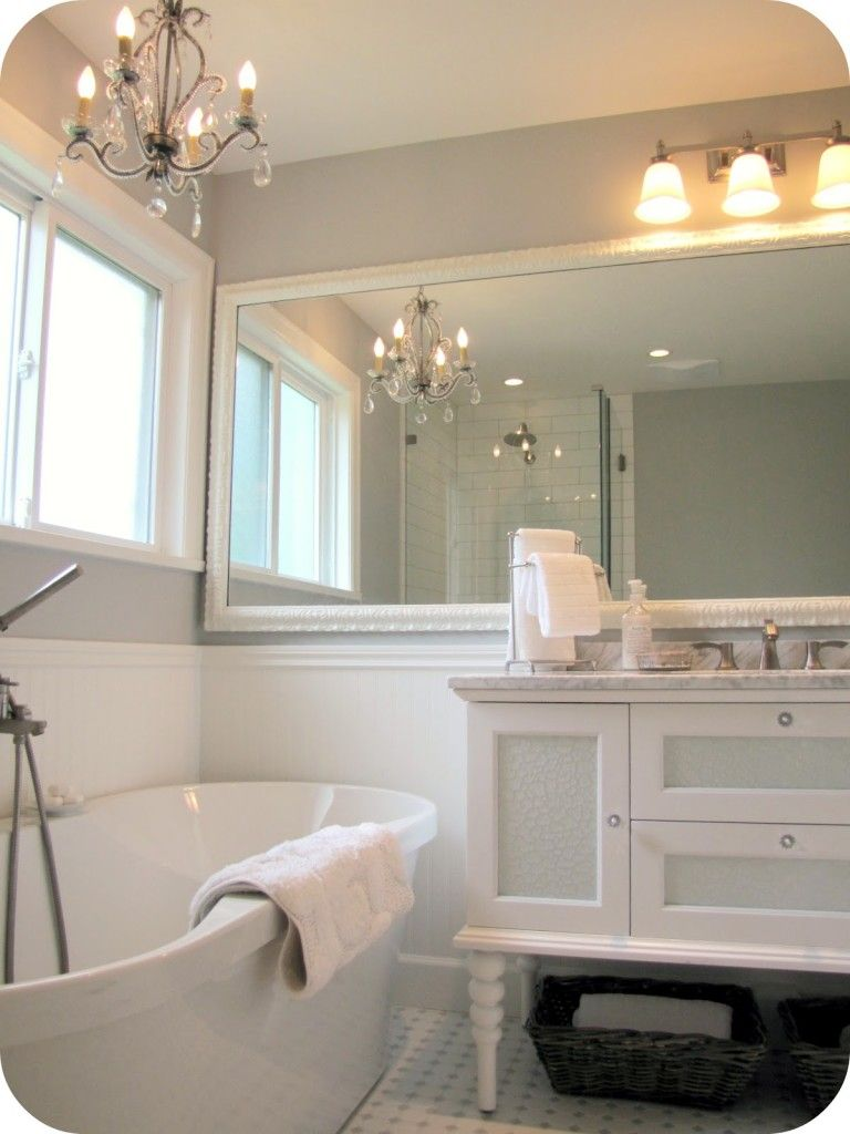 Small Bathroom Renovations Brisbane With White And Gray Floor | home ...