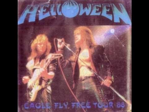 Helloween - Keeper Of The Seven Keys (2/2) (London 1988)