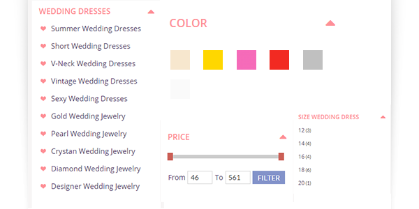 weddingtheme magento