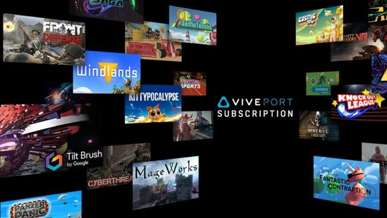 HTC Vive app developers will keep all revenues this