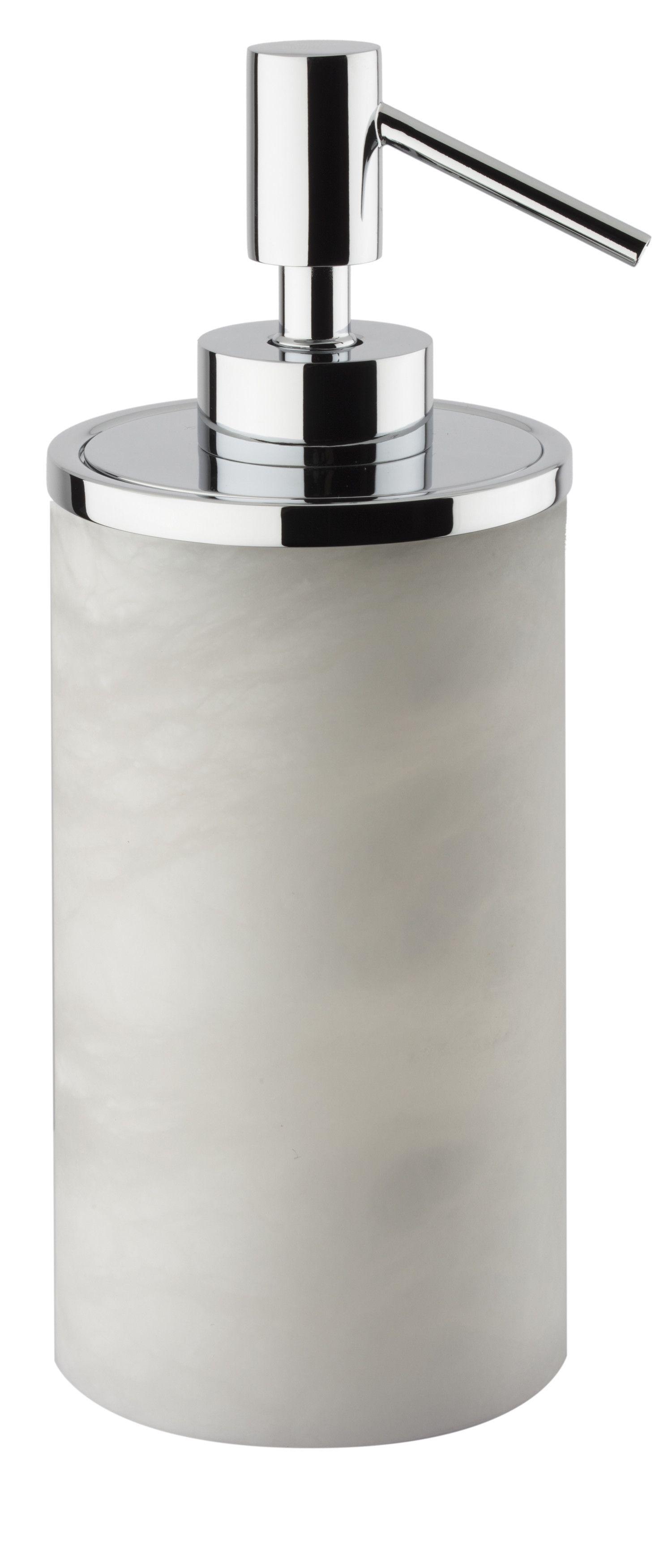 Alabaster Free Standing Pump Liquid Soap Lotion Dispenser for ...