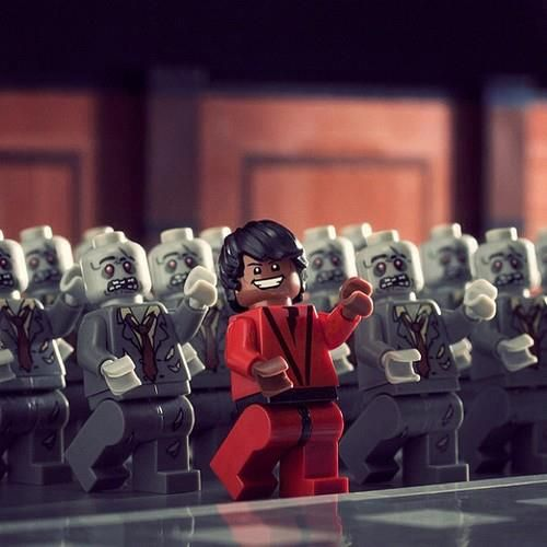 Thriller Lego!