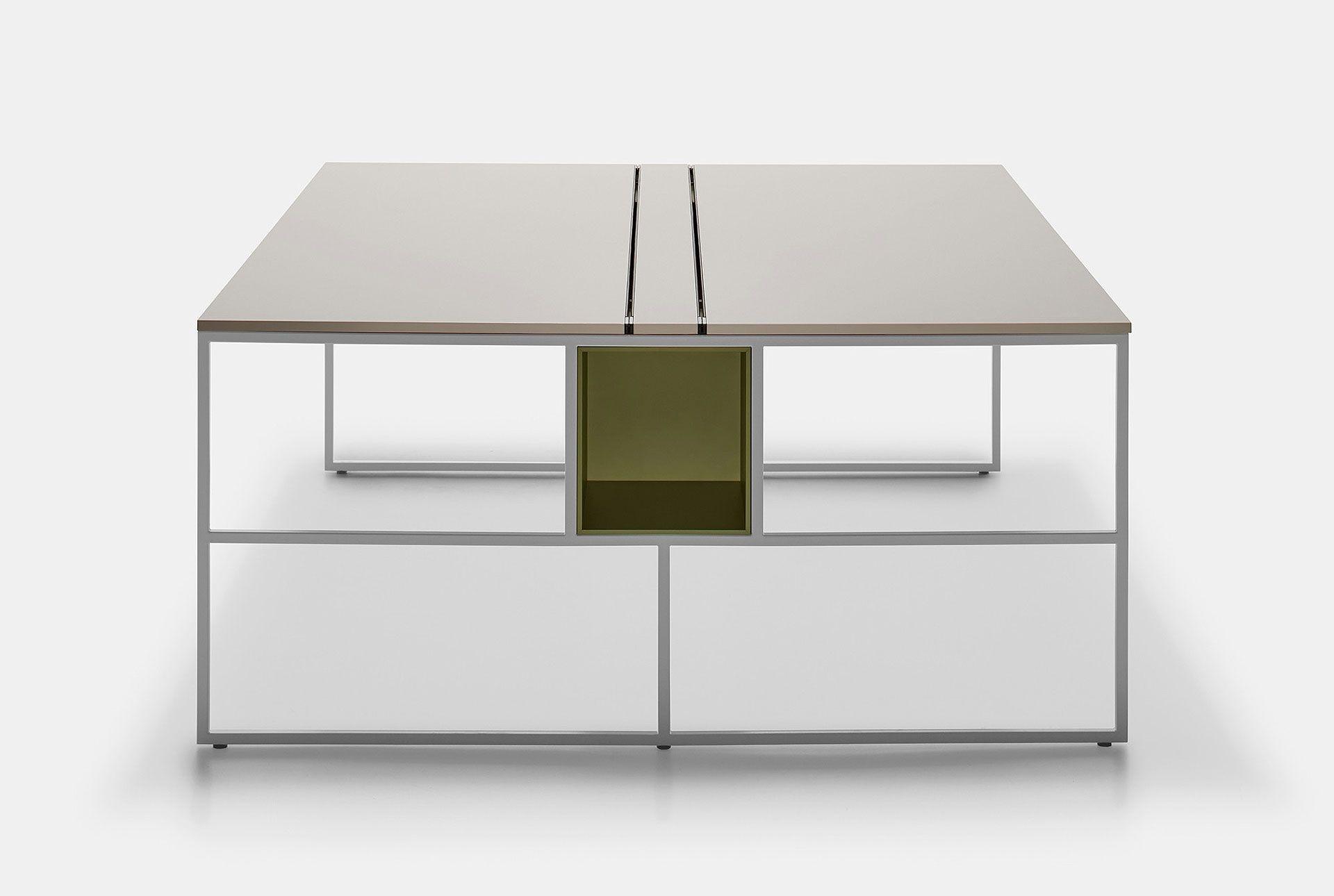Italian Luxury Furniture Designer Furniture Singapore Da Vinci Lifestyle Office Desk Designs Mdf Italia Sleek Desk [ 1290 x 1920 Pixel ]