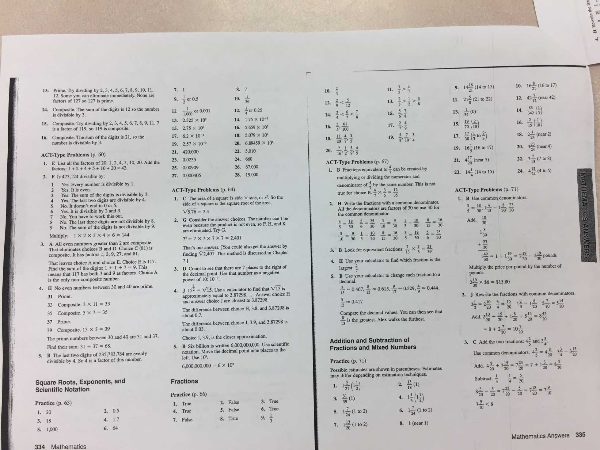 Official Teaching Transparency Worksheet Answers Chapter 6