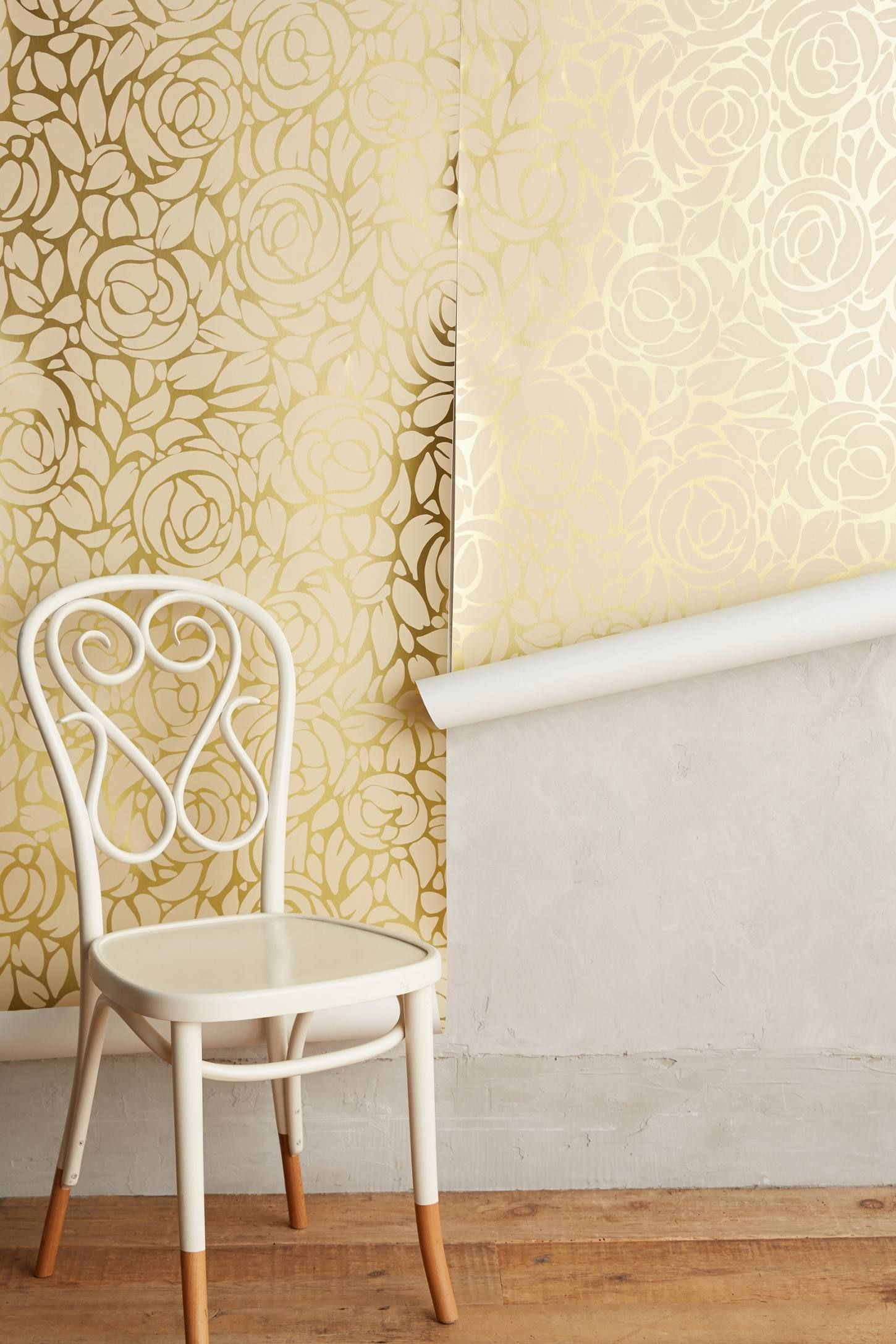 Shop the Golden Garden Wallpaper and more Anthropologie at Anthropologie today Read customer reviews