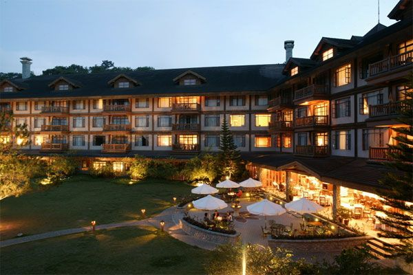 Celebrate This Easter At The Manor Hotel In Baguio