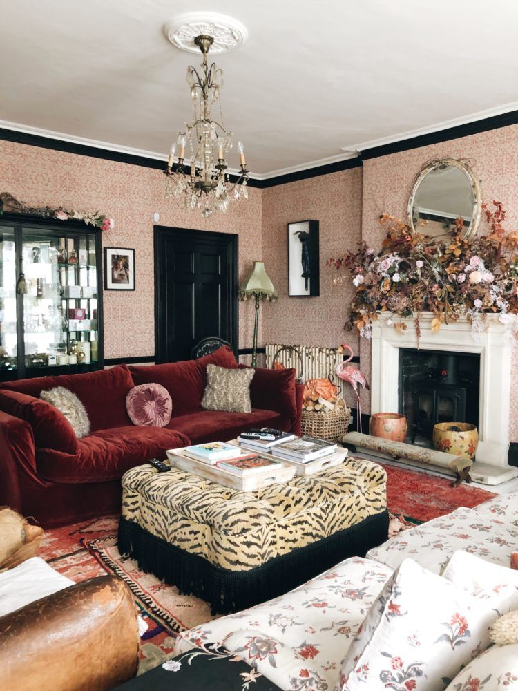 House Tour: Pearl Lowe - Mad About The House
