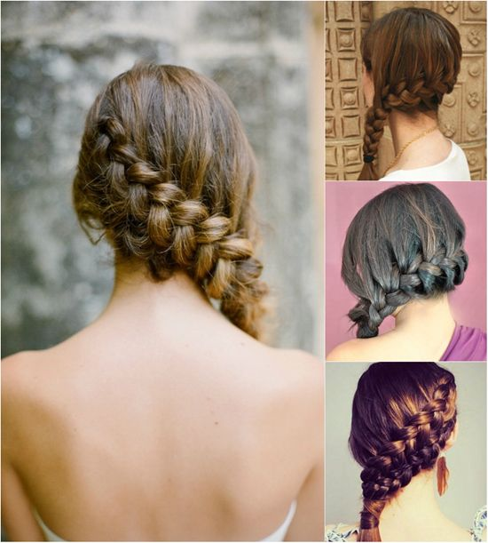 Amazing 1000 Images About Braid Hairstyles On Pinterest Hairstyle Inspiration Daily Dogsangcom