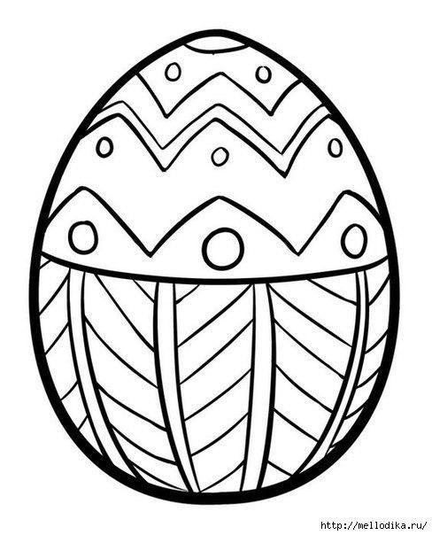 Пасхальные трафареты. Идеи для росписи пасхальных яиц ...
