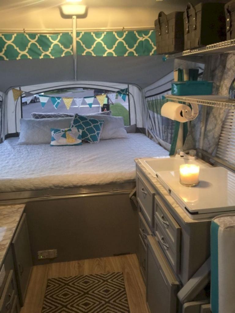 20 Vintage Camper Decoration Ideas Page 20 Of 27 Pop Up Truck