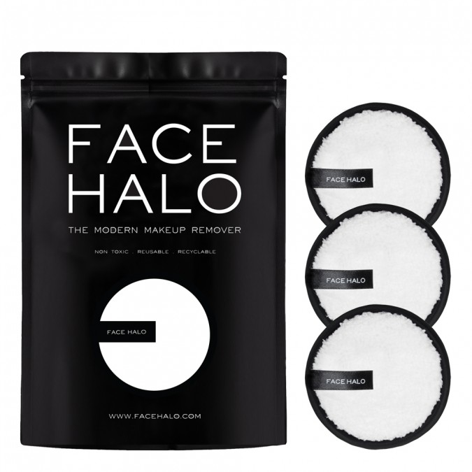 Face Halo Makeup Removing Pads 3 Pack Makeup, Makeup