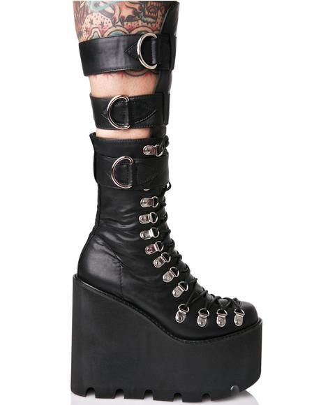 Guardian Boots | Boots.. Boots ..and..Boots | Plateauschuhe