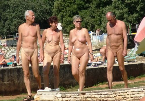 Piture nude old men