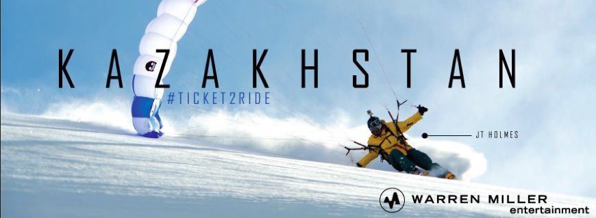 "TixBeast Presents two shows on the National Tour of Warren Miller's 64th movie ""Ticket to Ride"""