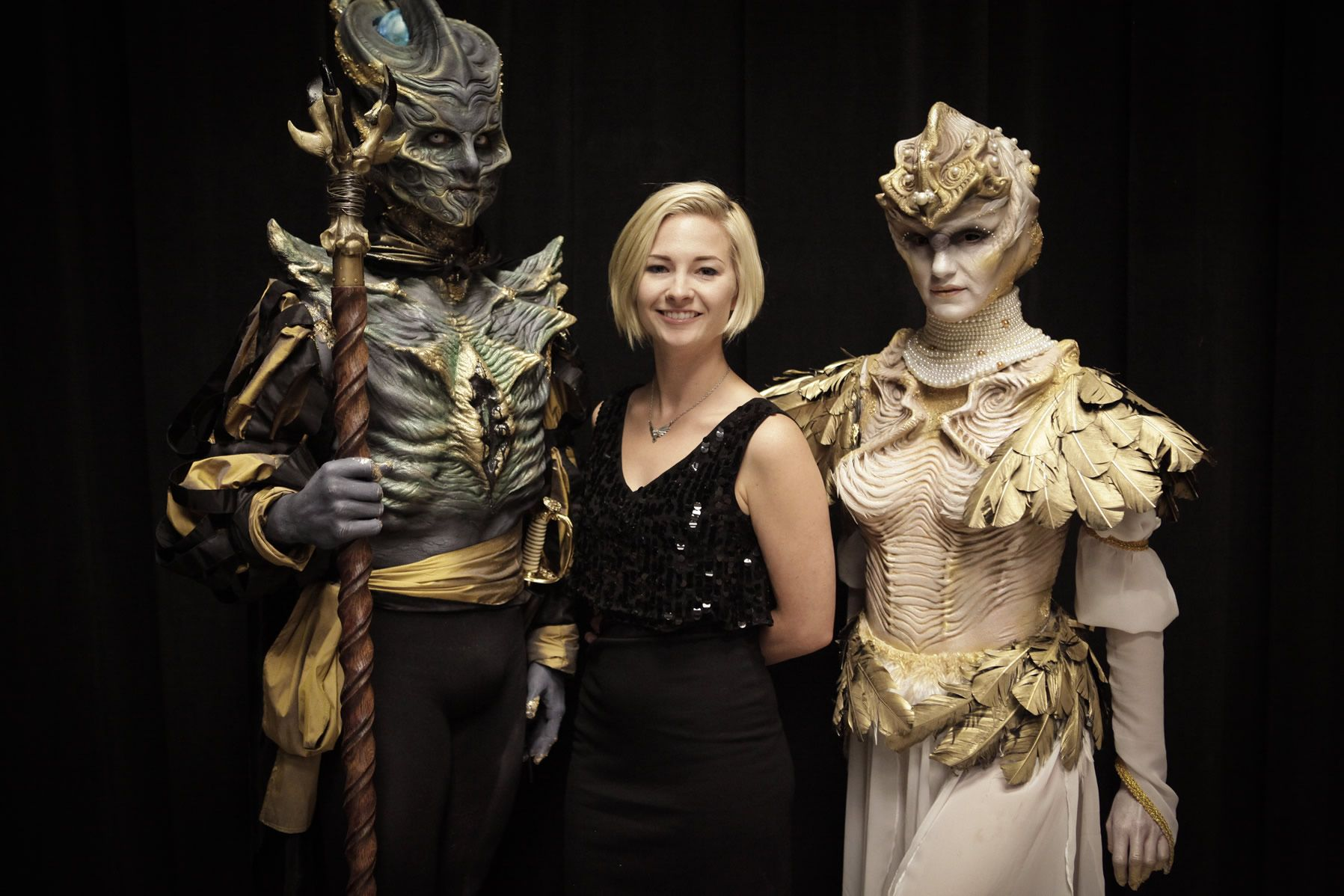 Ripley Artist Wins SyFy's Face Off! Face off syfy, Face