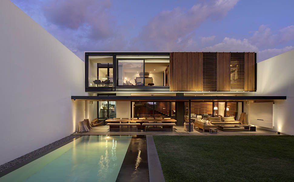 Casas modulares modernas pesquisa google to like - Casas prefabricadas guadalajara ...