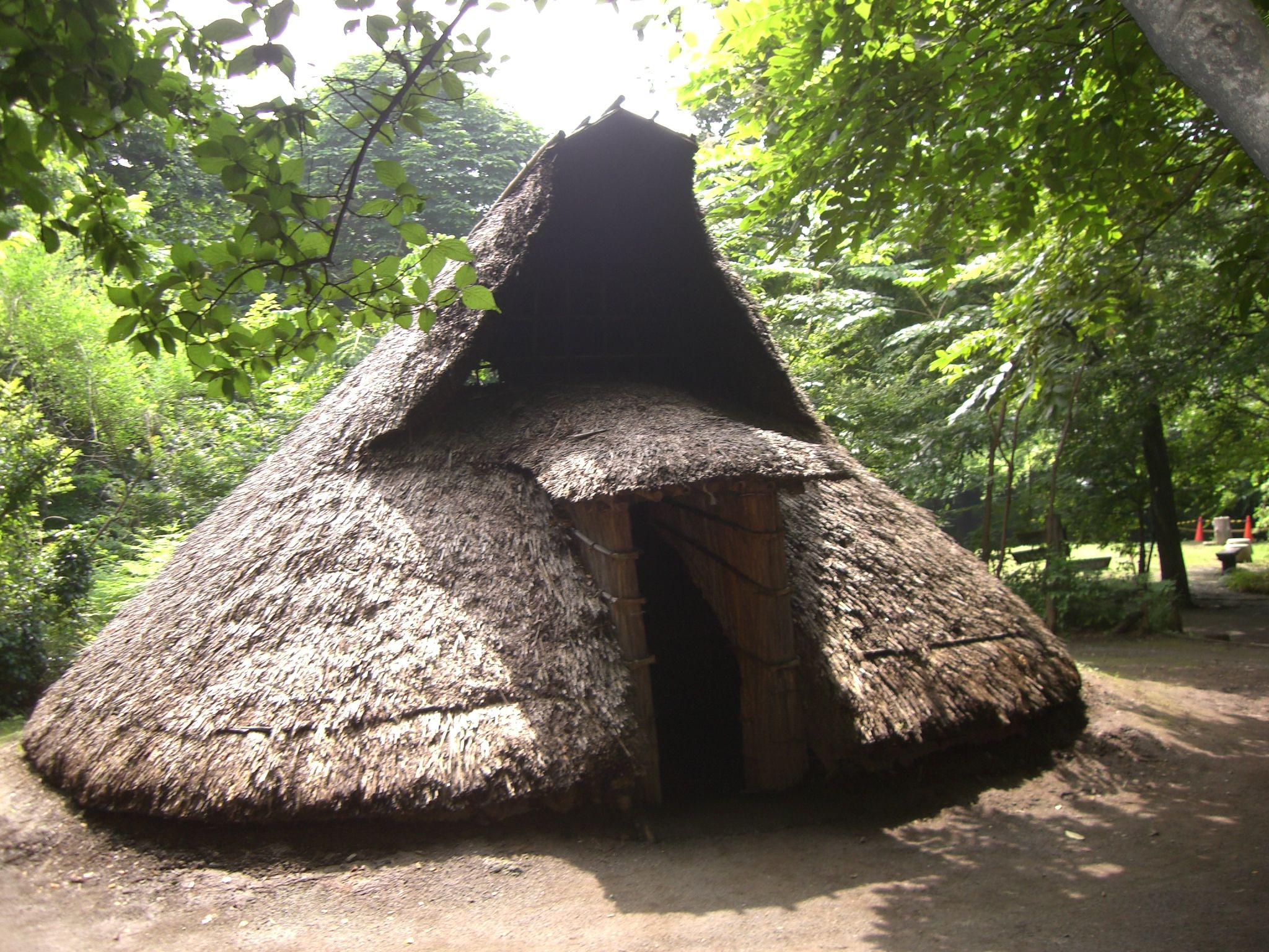 jomon period style of houses home and house style pinterest