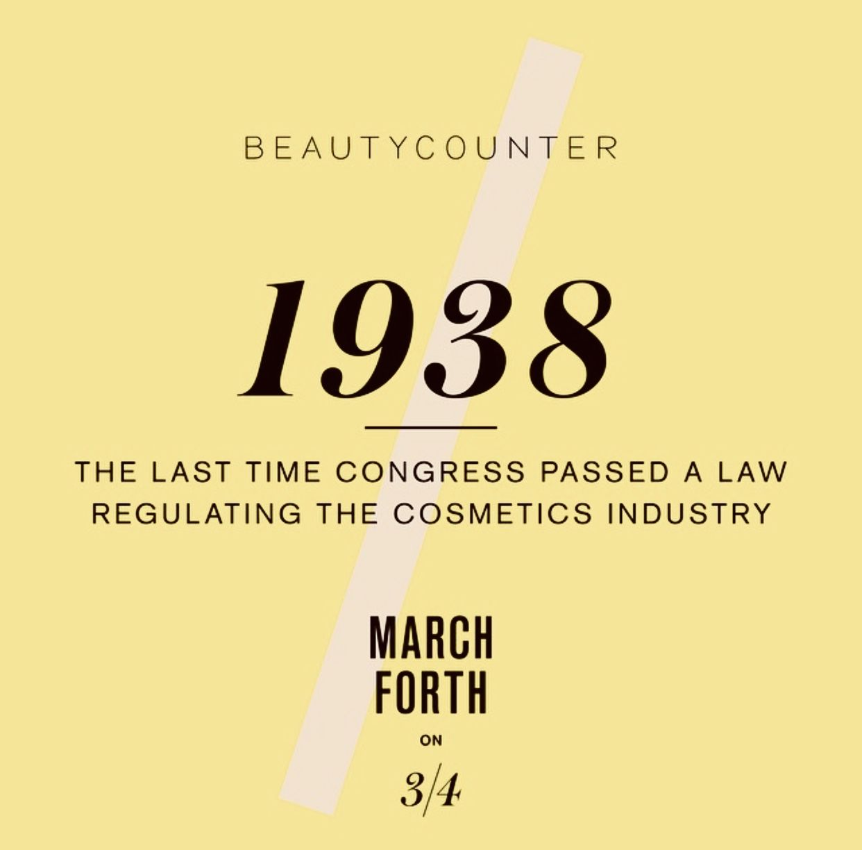 Beauty Should Be Good For You Beautycounter Safe Skincare Cosmetics Industry