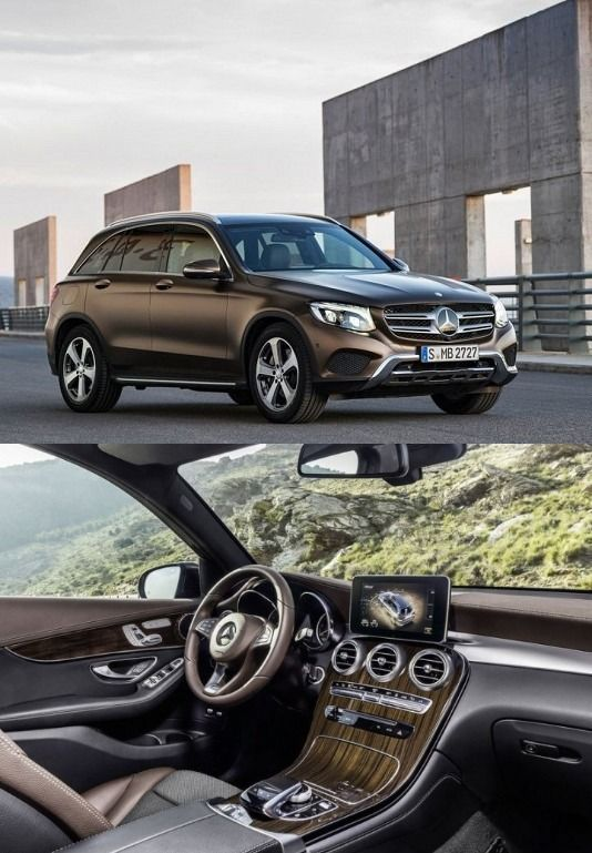 The much awaited Mercedes-Benz GLC with excellent standard with outstanding energy-efficiency has finally arrived