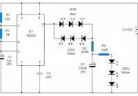 Simple Transformerless For Led Driver Power Led Led Drivers Led