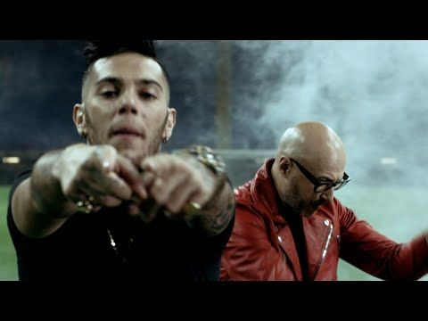 Emis Killa & Saturnino - #Rossoneri | AC Milan Official - YouTube