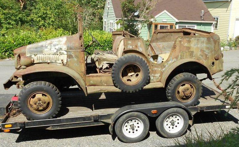 1941 dodge wc 16 radio command car w radio needs restoration the1941 dodge wc 16 radio command car w radio needs restoration the