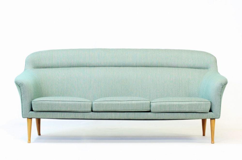 """""""Stora Familjen"""" sofa by Hörlin Holmqvist"""
