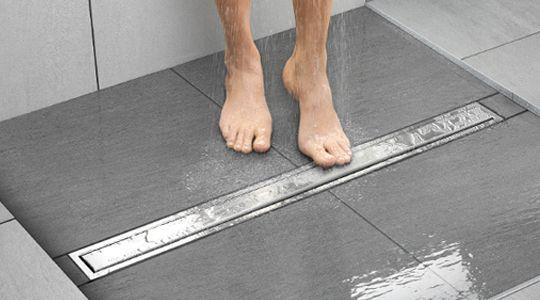 Linear Drains For Showers Linear Drain Shower Drain Shower Floor