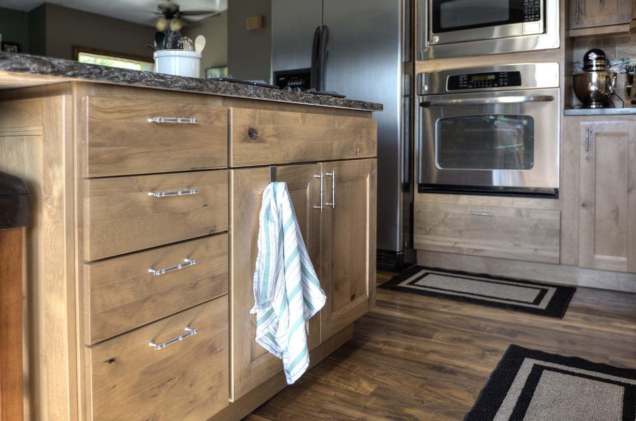 Pin on Medium Brown Kitchens