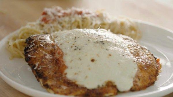 Gordon Ramsay Chicken Parmesan The F Word Gordon Ramsay Recipes In 2019 Chicken Parmesan