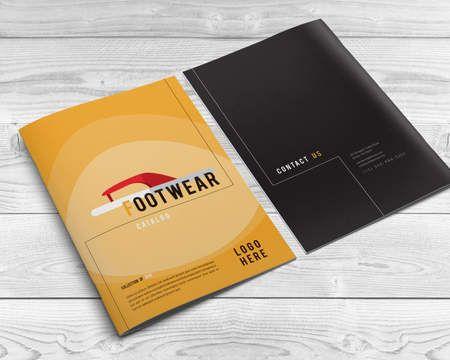creative corporate professional brochure design by arnabkumar