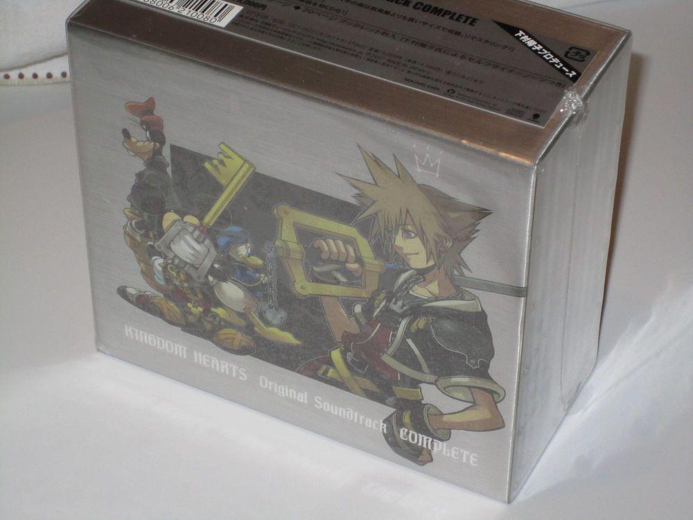 Kingdom Hearts Original Soundt...